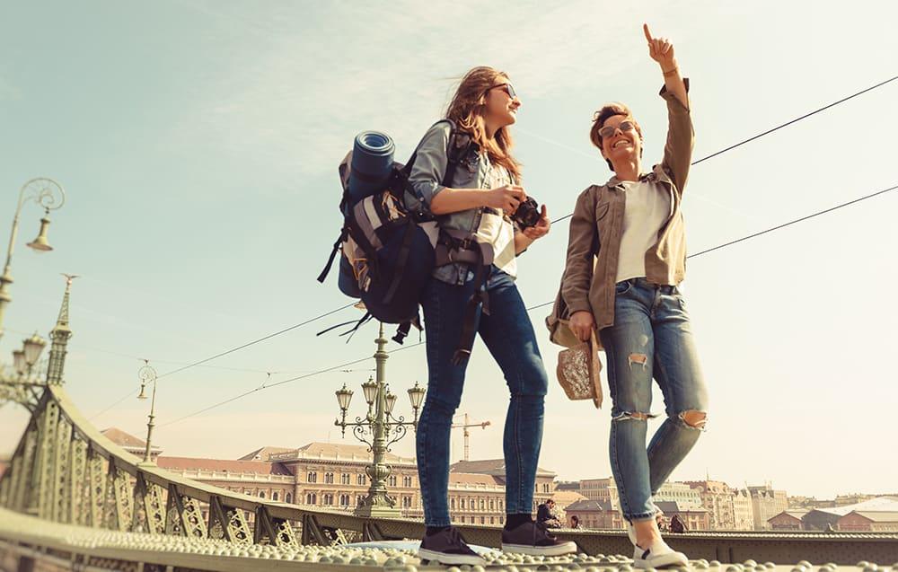 É possível fazer uma viagem internacional pagando pouco?