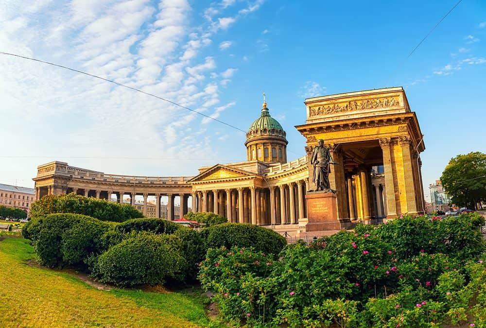 Imperdível em São Petersburgo