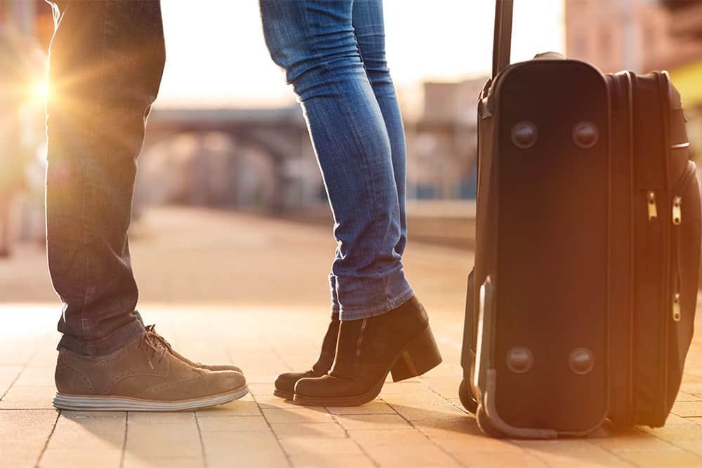 Dicas para a primeira viagem do casal ser perfeita