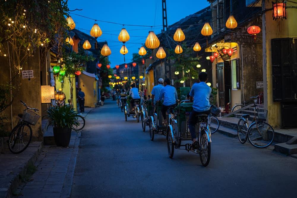 Combinação perfeita: Vietnã e Camboja