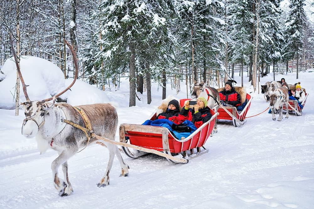 Curtindo o inverno no Hemisfério Norte