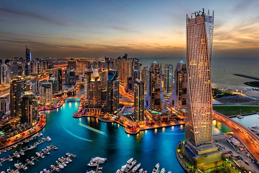 3 dias em Dubai