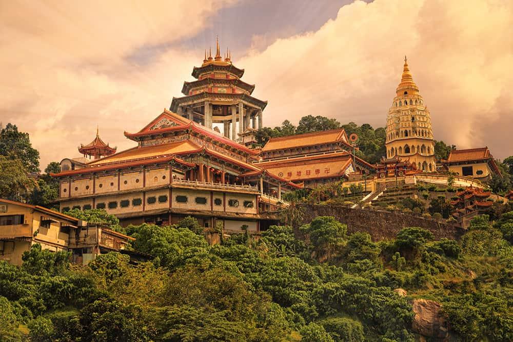 Saindo do óbvio: Laos, Singapura e Malásia
