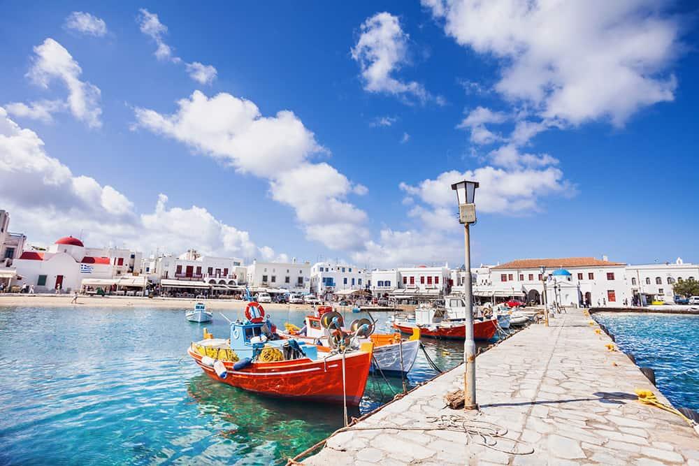 Seis destinos para conhecer na Grécia
