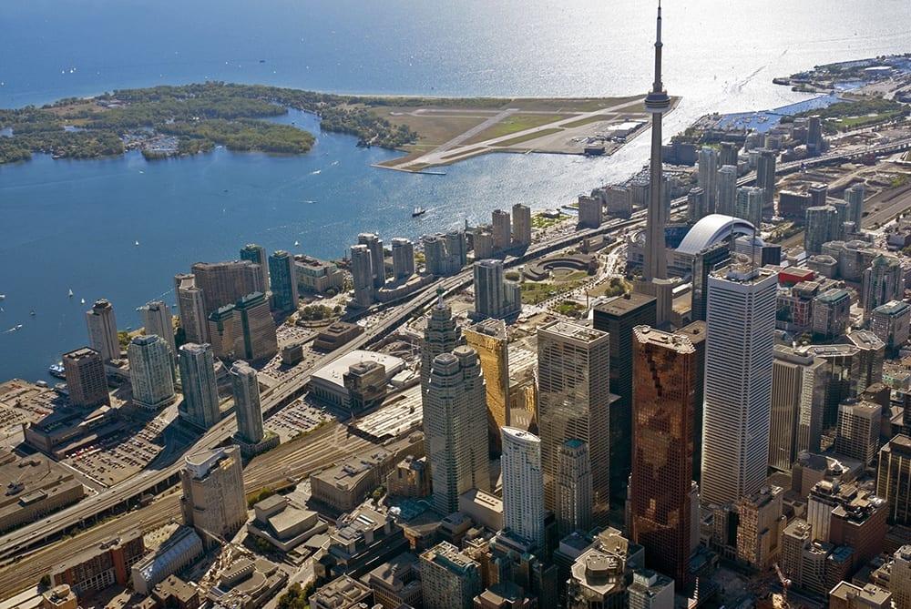 10 motivos para amar Toronto
